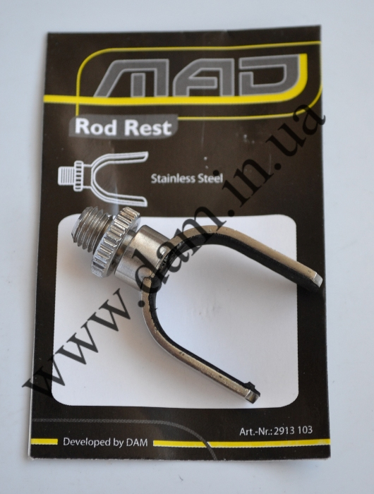 Рогулька MAD ROD REST STAINLESS STEEL 2913103