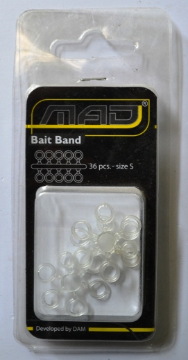 Колечки MAD BAIT BANDS S (н/с) 8404115
