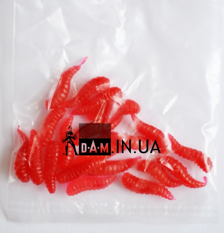 Опарыш MAD ARTIFICIAL MAGGOTS RED 5799111