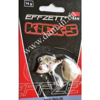 Блесна FZ KICK-S SPINNER RAINBOW TROUT 14G 5192005