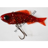 Риппер FZ T-BONE VIBRO SHAD - 85MM - WATERMELON  5730408