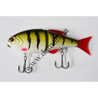 Вобллер FZ POWER STRIKER - 2PCS BAIT 15 CM - PERCH  5906015
