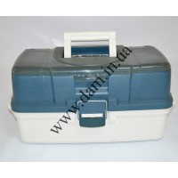 Ящик TACKLE BOX - 3 LAYER & CLEAR TOP COMPARTMENT 8380010 Брак