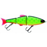 Вобллер EFFZETT POWER SKATER - 3-JOINTED SWIMBAIT 14 CM - FIRE TIGER  5908914
